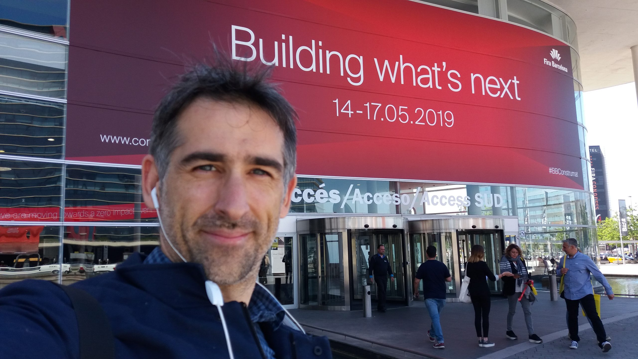 RBA Adnitt Acoustics at Construmat 2019