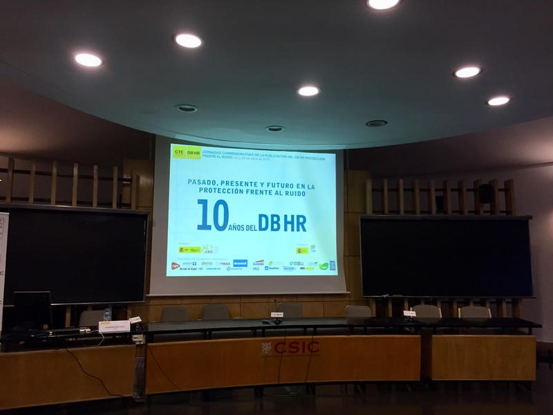 RBA Adnitt Acoustics in the commemorative days of the 10th anniversary of the DB-HR